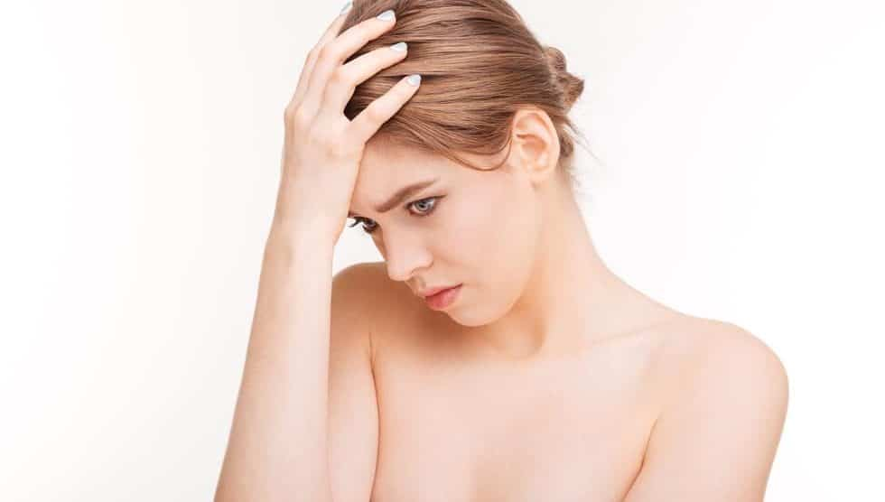 how to get rid of greasy hair fast without washing it
