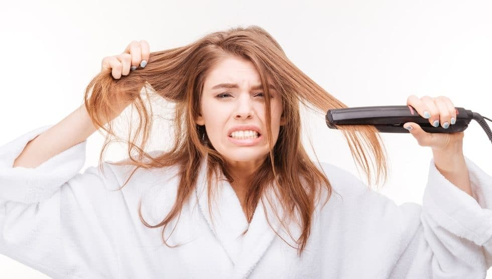 How to Clean Flat Iron