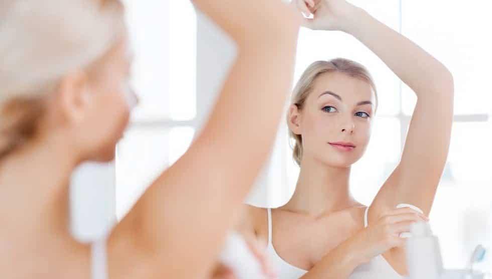best deodorant for sensitive skin