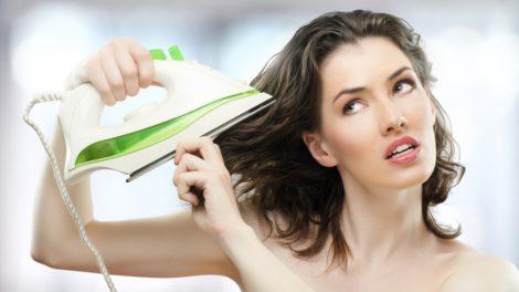 Get Natural Curls Back After Heat Damage