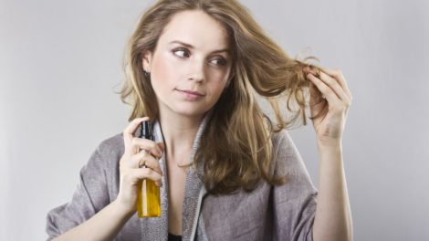 How to Use Sea Salt Spray