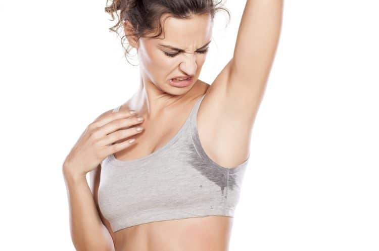 How to get sweat smell out of clothes