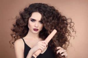 Straighten Curly Hair
