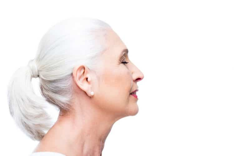 Keep Your Grey Hair White