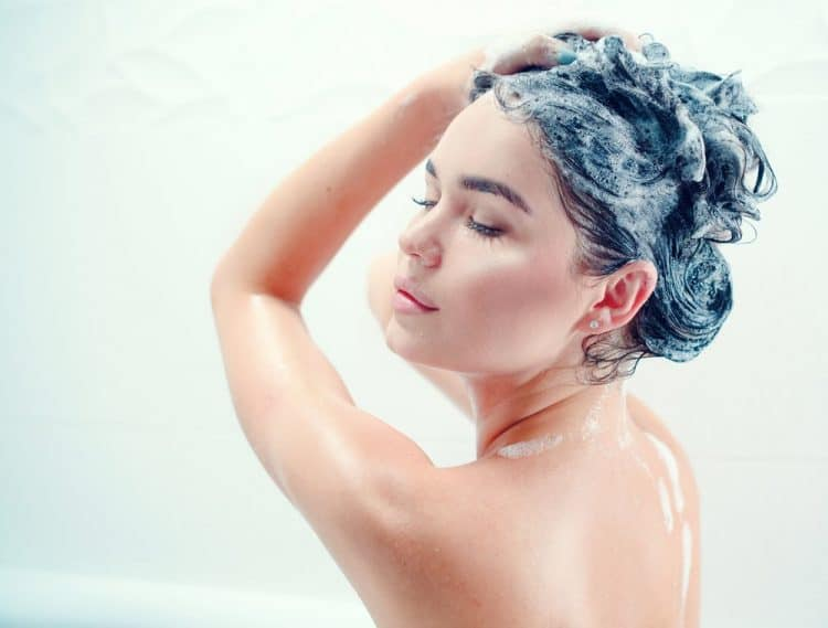 Natural Shampoo for Dry Scalp