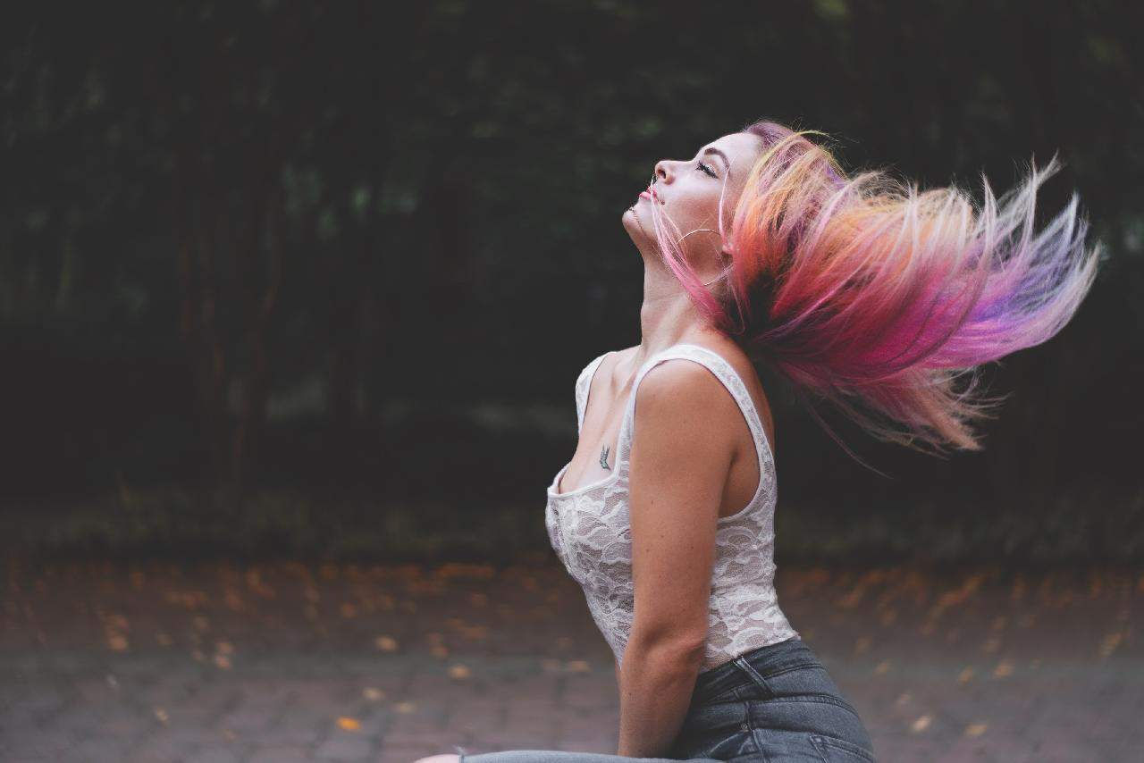 Dyeing Your Hair Again
