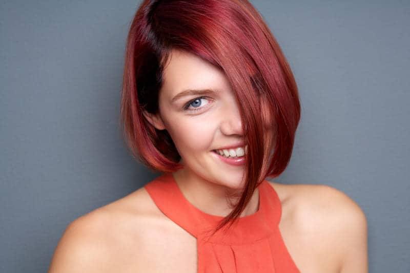 Red Hair Dye